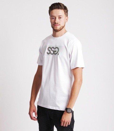 Smoke Story HOLOGRAM T-Shirt Biały