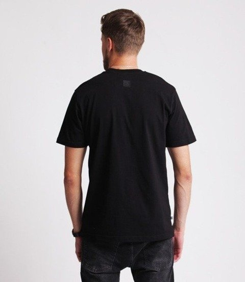 Smoke Story HOLOGRAM T-Shirt Czarny