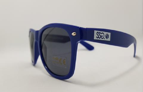 Smoke Story-Okulary blue