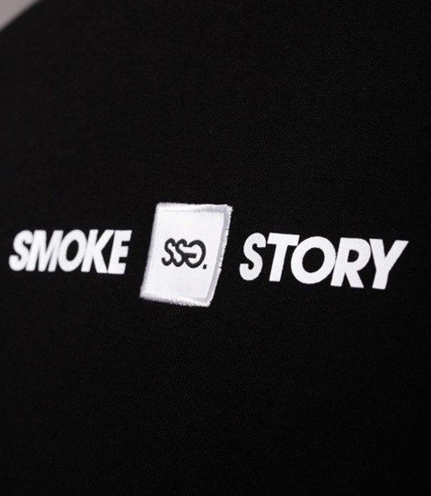 Smoke Story PIERCE T-Shirt Czarny