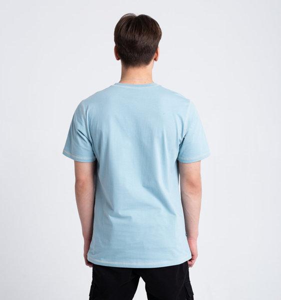 Smoke Story RENDER T-Shirt Błękitny