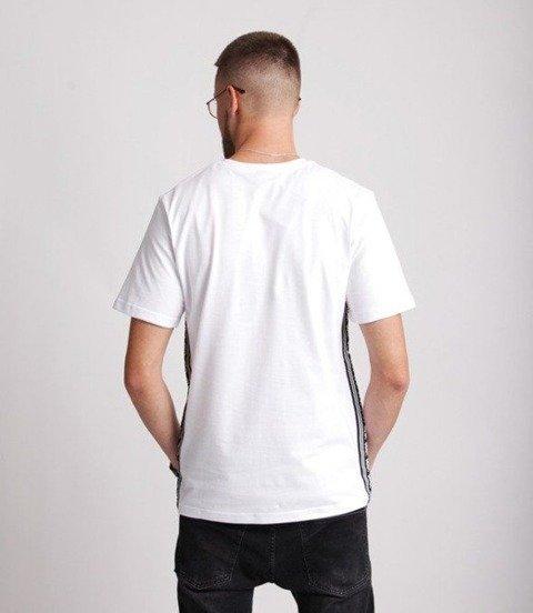 Smoke Story SIDE TAPE T-Shirt Biały