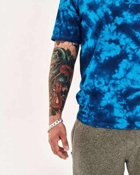 Smoke Story STORM Unisex T-Shirt Tie Dye