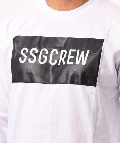 SmokeStory-BOX SSG Crew Longsleeve Biały