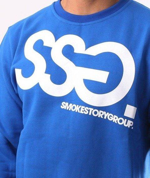 SmokeStory-Big Crewneck Bluza Chaber