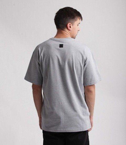 SmokeStory-Color SSG T-Shirt Szary