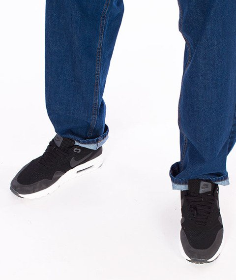 SmokeStory-Colors Regular Jeans Spodnie Medium Blue