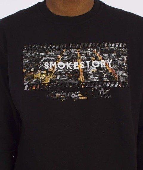 SmokeStory-Crime Smoke Bluza Czarna