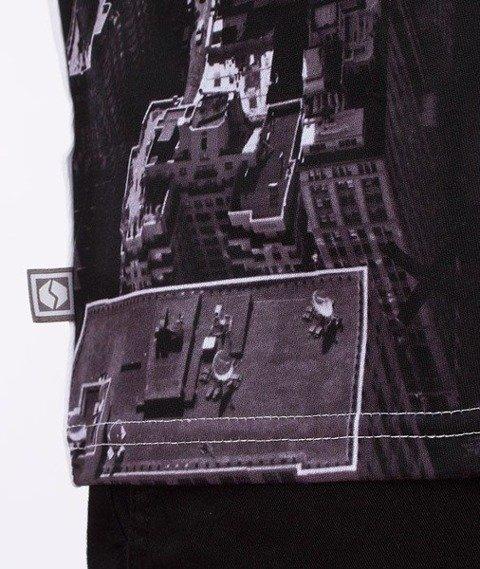 SmokeStory-Downtown T-Shirt Biały