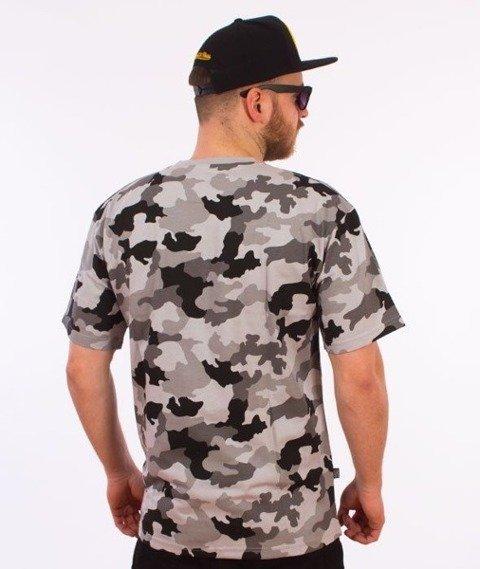 SmokeStory-Flag Moro Premium T-Shirt Szary/Camo