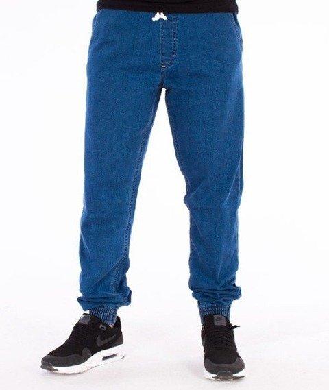 SmokeStory-Jogger Regular Gumka Light Blue