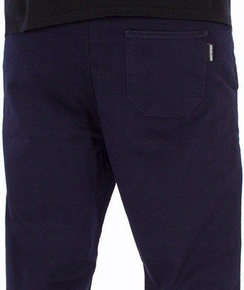 SmokeStory-Jogger Regular Spodnie Granatowe