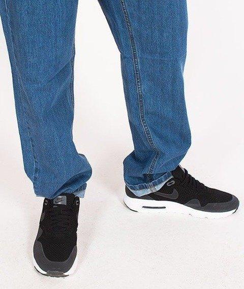 SmokeStory-Moro Slim Jeans Light Blue