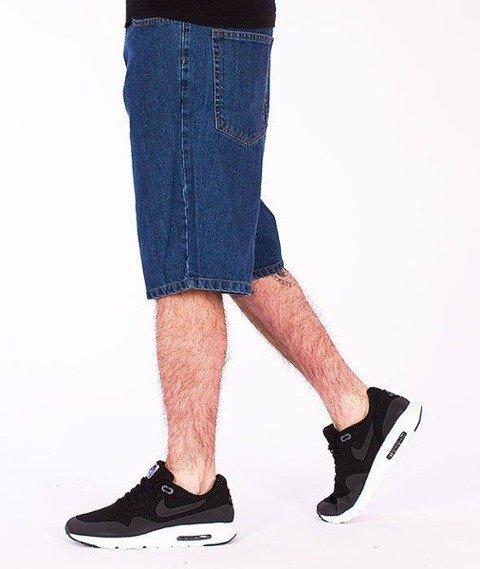 SmokeStory-Outline Krótkie Spodnie Medium Blue