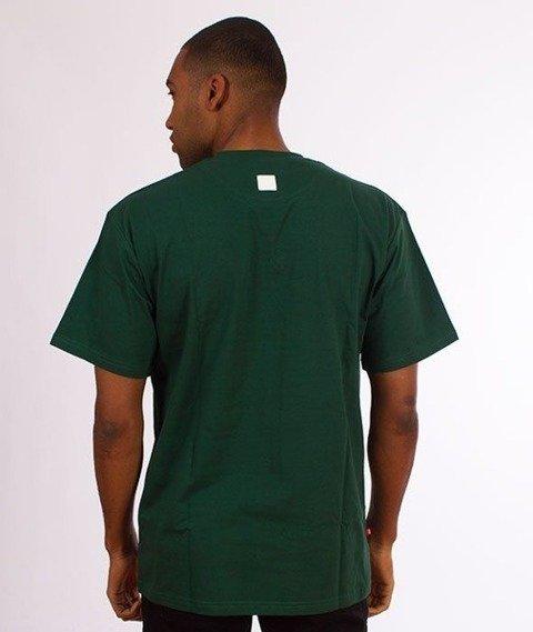 SmokeStory-SSG Belt T-Shirt Zieleń