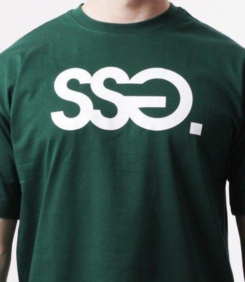 SmokeStory-SSG Classic T-Shirt Zielony