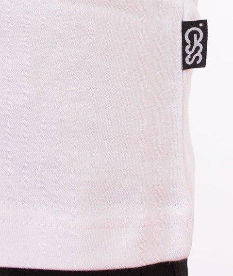 SmokeStory-SSG Dots Tank Top Biały