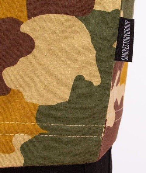 SmokeStory-SSG Moro Premium T-Shirt Kolorowe Camo