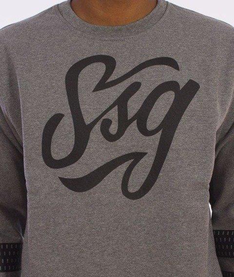 SmokeStory-SSG Tag Bluza Grafitowa