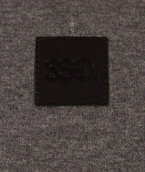 SmokeStory-Shield Klasyk Bluza Ciemny Melanż