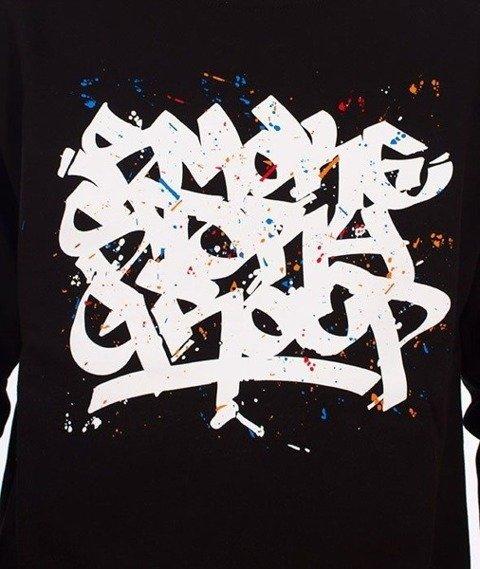 SmokeStory-Smoke Tag Colors Bluza Czarna