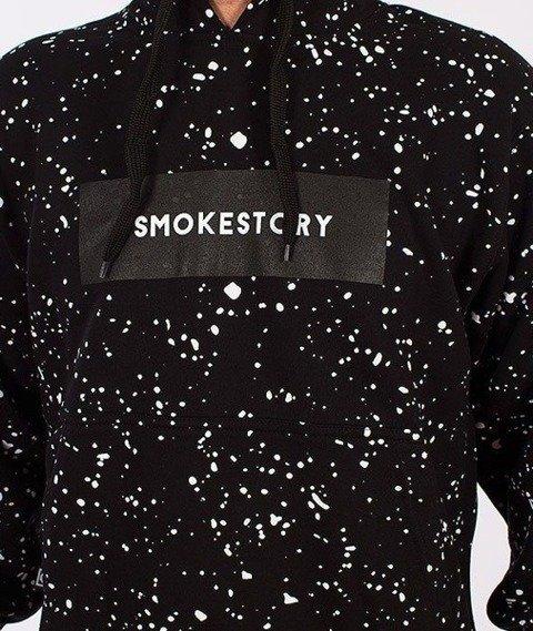 SmokeStory-Splash Bluza Kaptur Czarny
