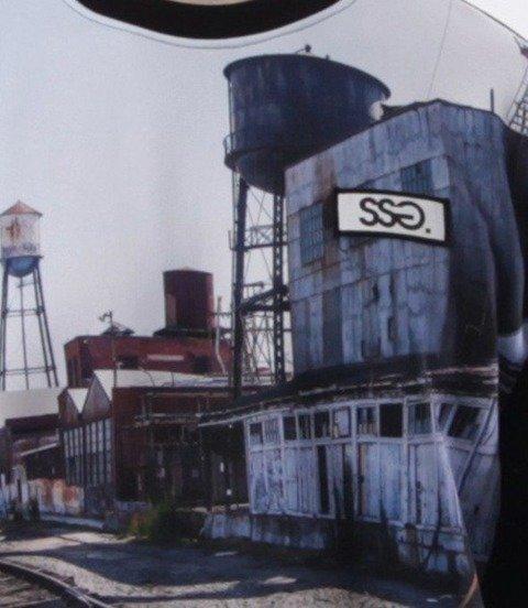 SmokeStory-Station Bluza Czarna