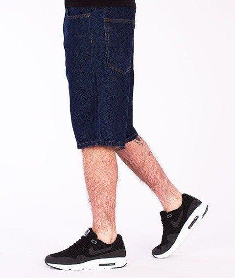 SmokeStory-Tag SSG Krótkie Spodnie Dark Blue