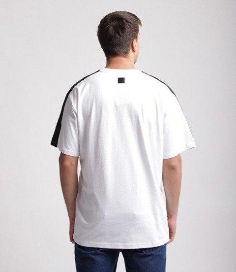 SmokeStory-Tape T-Shirt Biały
