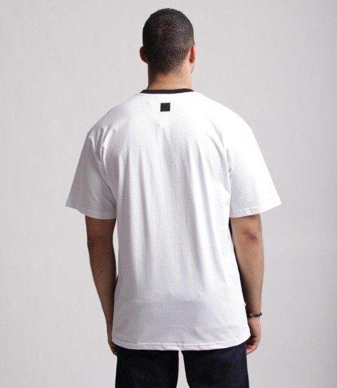 SmokeStory-Three Colors Small SSG T-Shirt Biało Czarny
