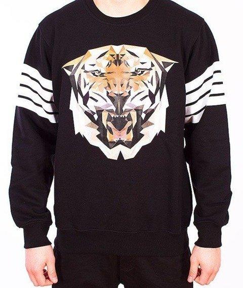 SmokeStory-Tiger Bluza Czarna