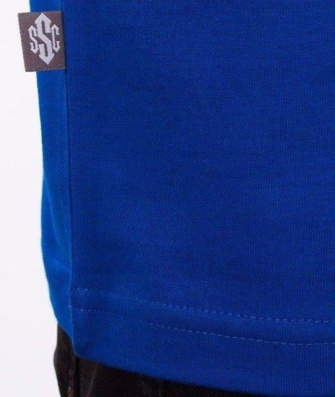 SmokeStory-Triple Colors Premium T-Shirt Chabrowy