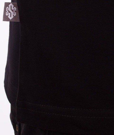 SmokeStory-Triple Colors Premium T-Shirt Czarny