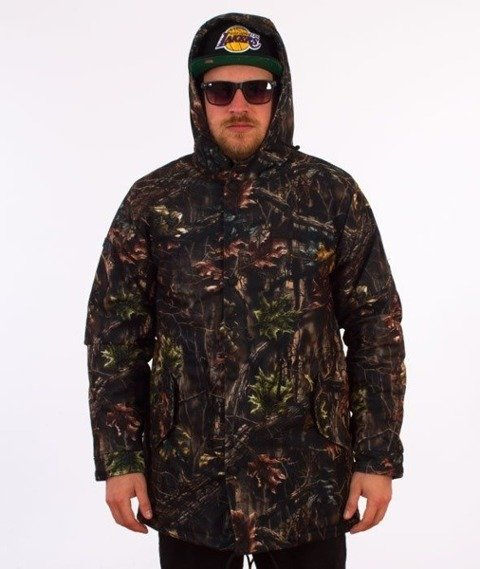 Smokestory-Sniper Parka Kurtka Zimowa Color Leaves