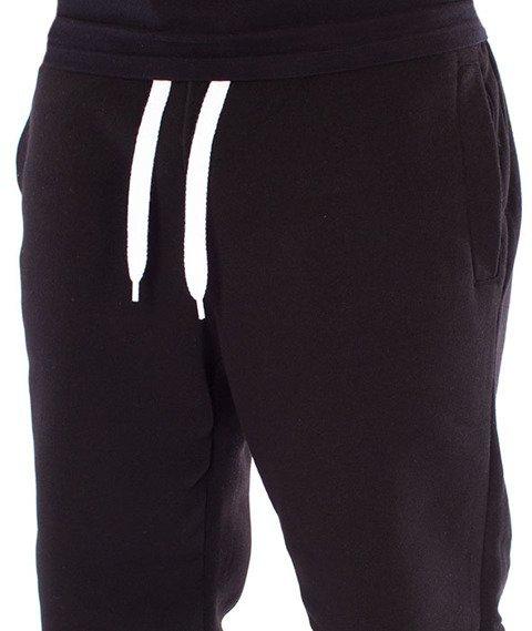 Southpole-Fleece Pant Spodnie Dresowe Black