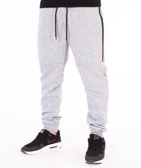Southpole-Fleece Pant Spodnie Dresowe Szare