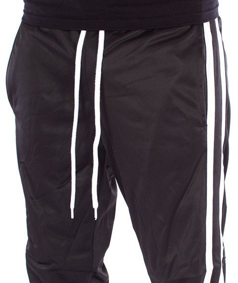 Southpole-Track Pants Side Panel Spodnie Dresowe Black/White