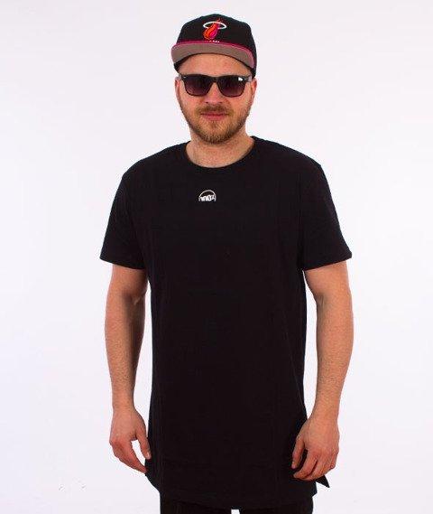 Stoprocent-100proc Long T-Shirt Czarny