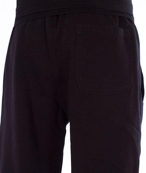 Stoprocent-Bleachtag Spodnie Dresowe Black