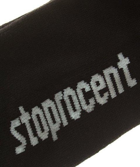 Stoprocent-Border Skarpetki Black