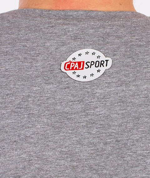 Stoprocent-CS Simple T-Shirt Melange