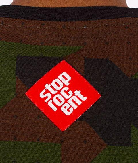 Stoprocent-Camu Green T-shirt Camo