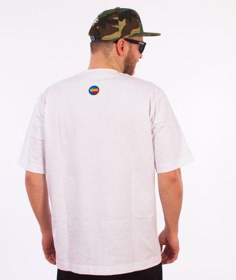 Stoprocent-Cloud T-shirt Biały