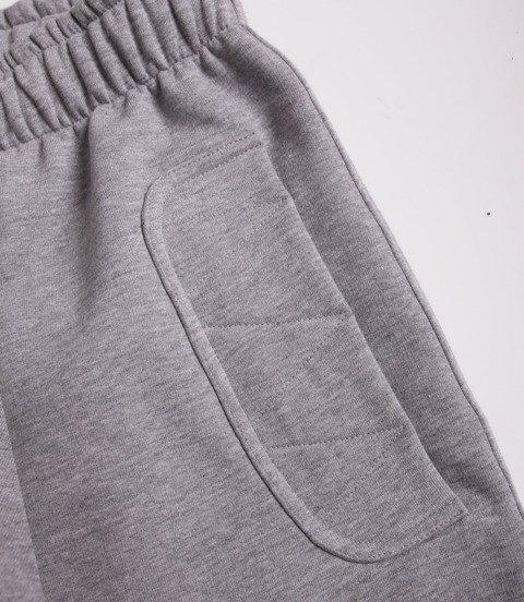 Stoprocent DM TAG19 Spodnie Dresowe Szary