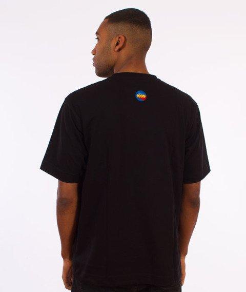 Stoprocent-Pig T-Shirt Czarny