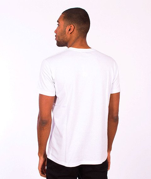 Stoprocent-Pocket T-Shirt White