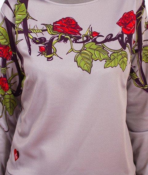 Stoprocent-Rosetag Bluza Damska Melange