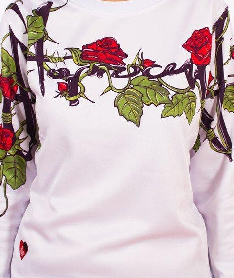 Stoprocent-Rosetag Bluza Damska White
