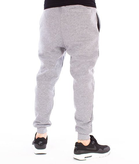 Stoprocent-SDC Cuttag Spodnie Jogger Dresowe Melange