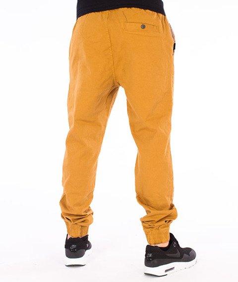 Stoprocent-SJ Jogger Classic17 Spodnie Honey